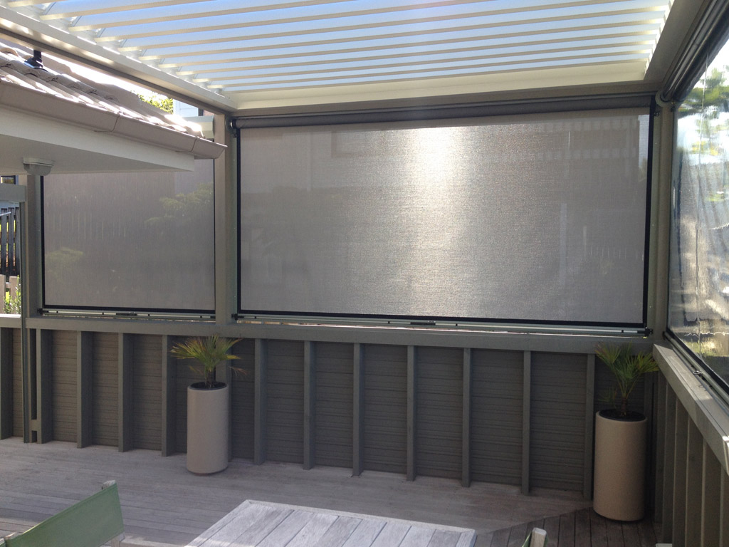 Ziptrak® Outdoor Blinds