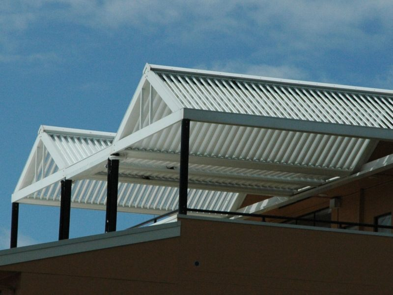Our Work Dynamic Louvres